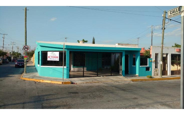 Foto de casa en venta en  , francisco de montejo, mérida, yucatán, 1872020 No. 01