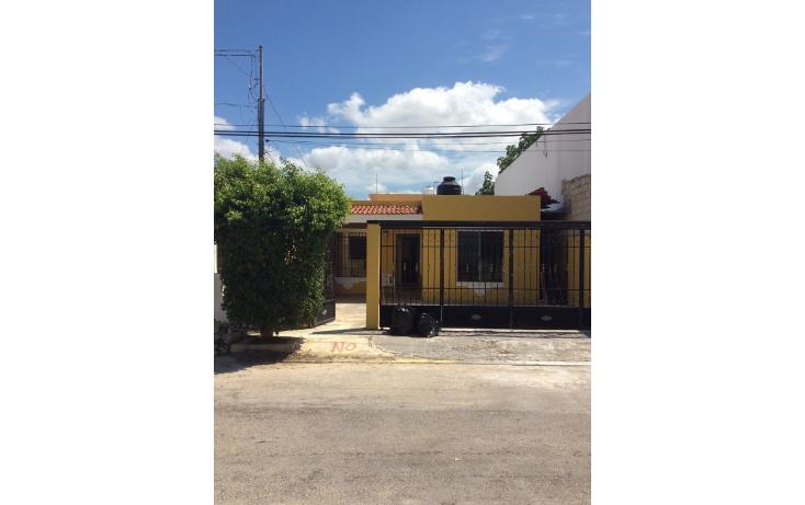 Foto de casa en venta en  , francisco de montejo, m?rida, yucat?n, 1941826 No. 01