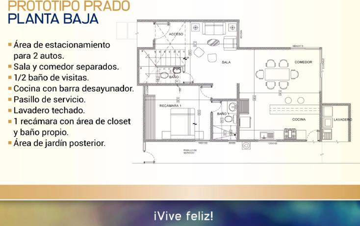 Foto de casa en venta en  , francisco de montejo, m?rida, yucat?n, 1947986 No. 08