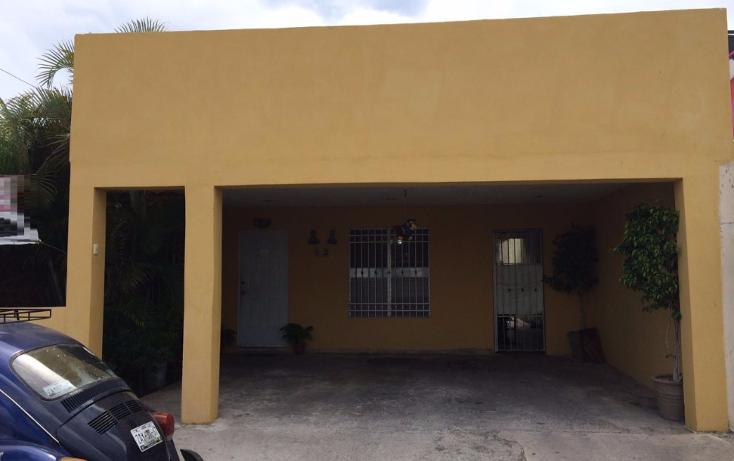 Foto de casa en venta en  , francisco de montejo, m?rida, yucat?n, 1951126 No. 01