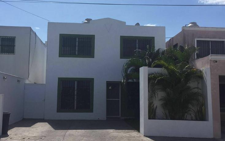 Foto de casa en venta en  , francisco de montejo, m?rida, yucat?n, 1965986 No. 02