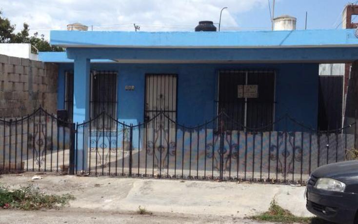 Foto de casa en venta en  , francisco de montejo, mérida, yucatán, 1976292 No. 01