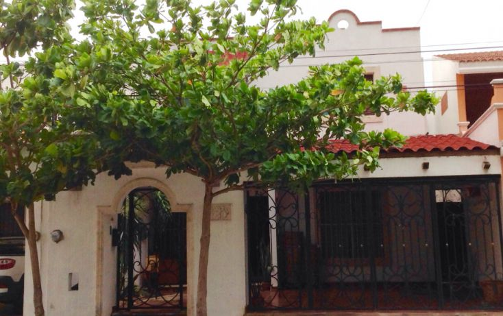 Foto de casa en venta en, francisco de montejo, mérida, yucatán, 2013052 no 01