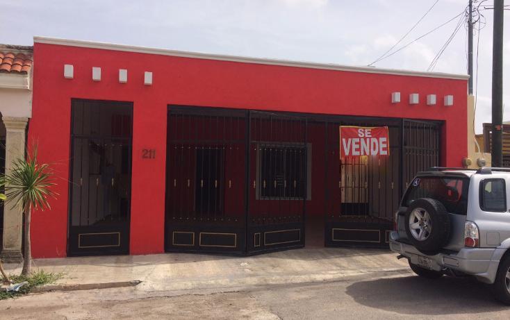Foto de casa en venta en  , francisco de montejo, mérida, yucatán, 2035060 No. 01