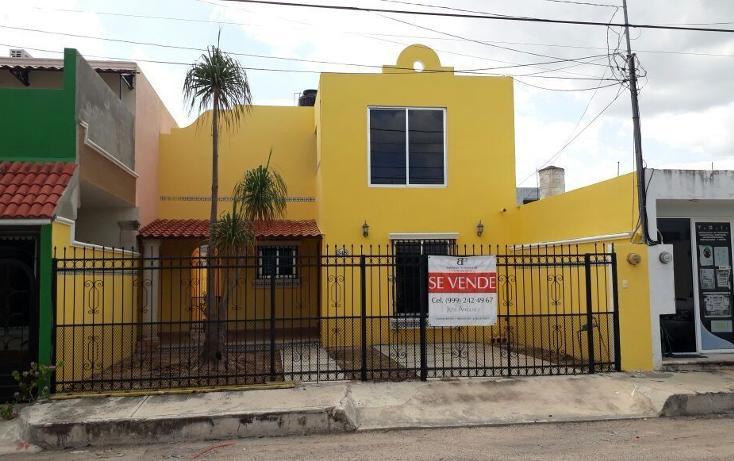 Foto de casa en venta en  , francisco de montejo, mérida, yucatán, 2627672 No. 01