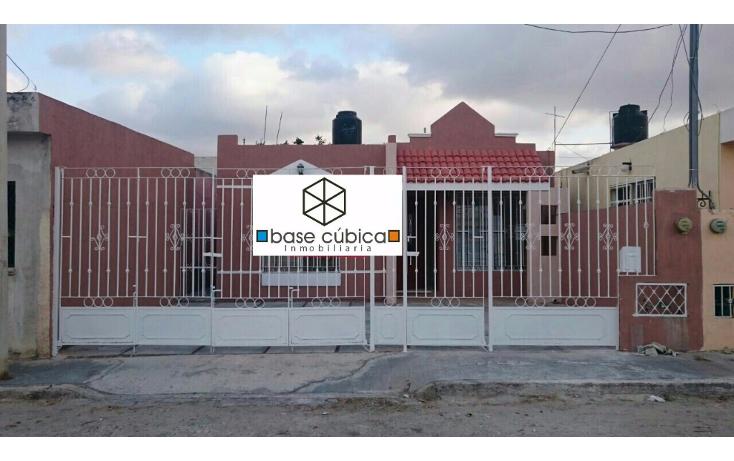 Foto de casa en venta en  , francisco de montejo, mérida, yucatán, 944155 No. 01