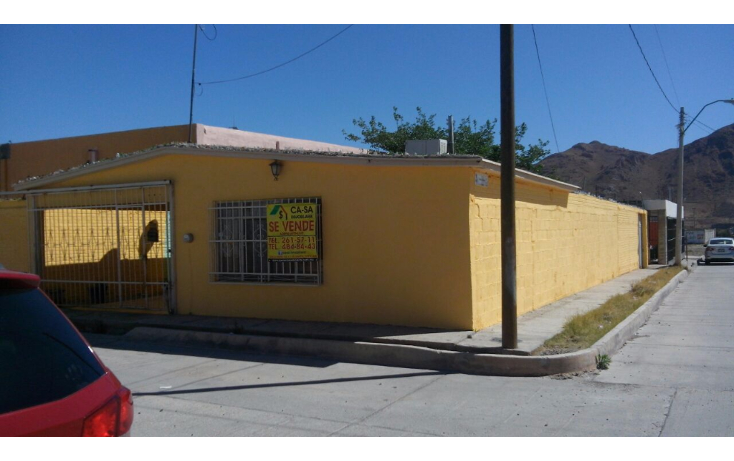 Foto de casa en venta en  , francisco domínguez, chihuahua, chihuahua, 1265883 No. 01