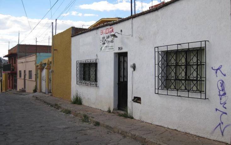 Foto de casa en venta en  , francisco e garcia, zacatecas, zacatecas, 1207067 No. 02