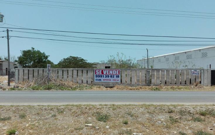 Foto de terreno comercial en venta en  , francisco el porvenir, mérida, yucatán, 1050475 No. 01