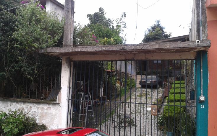 Foto de terreno habitacional en venta en  , francisco ferrer guardia, xalapa, veracruz de ignacio de la llave, 1138213 No. 01
