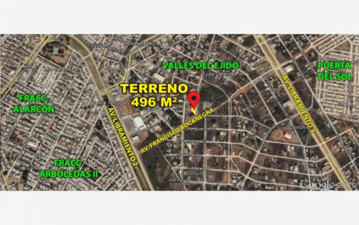 Foto de terreno habitacional en renta en francisco gonzalez bocanegra 7, renato vega, mazatlán, sinaloa, 1387881 no 03