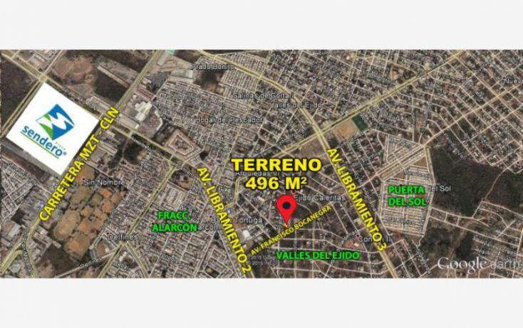 Foto de terreno habitacional en renta en francisco gonzalez bocanegra 7, renato vega, mazatlán, sinaloa, 1387881 no 04