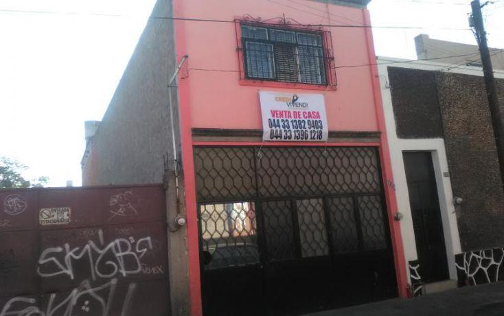 Foto de casa en venta en francisco i madero 135, tlaquepaque centro, san pedro tlaquepaque, jalisco, 1990798 no 01