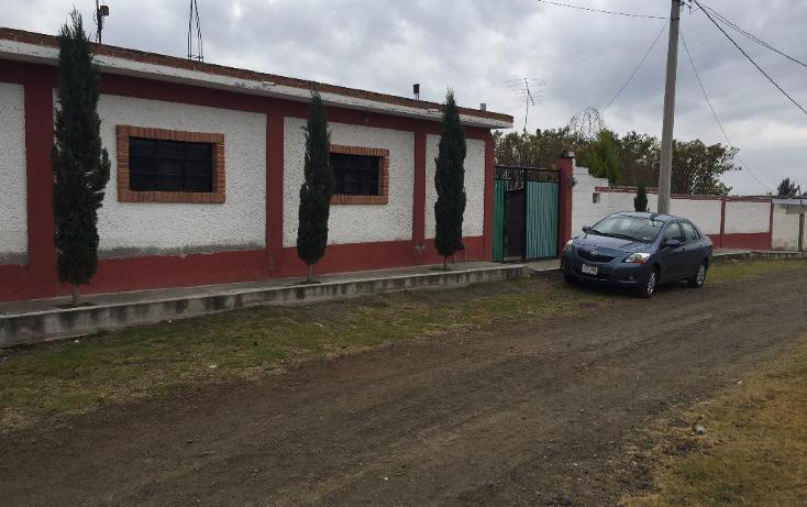 Foto de casa en venta en francisco i. madero 14 , lázaro cárdenas, apan, hidalgo, 1708578 No. 01