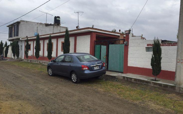 Foto de casa en venta en francisco i madero 14, lázaro cárdenas, apan, hidalgo, 1708578 no 02