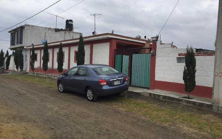 Foto de casa en venta en francisco i. madero 14 , lázaro cárdenas, apan, hidalgo, 1708578 No. 02