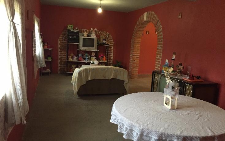 Foto de casa en venta en francisco i. madero 14 , lázaro cárdenas, apan, hidalgo, 1708578 No. 07