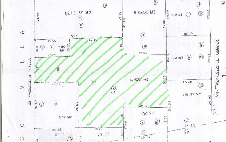 Foto de terreno comercial en venta en  , francisco i madero, altamira, tamaulipas, 1780638 No. 03
