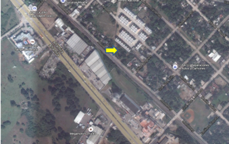 Foto de terreno habitacional en venta en  , francisco i madero, altamira, tamaulipas, 1964016 No. 01