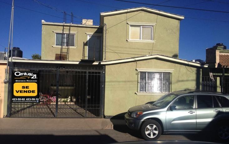 Foto de casa en venta en  , francisco i. madero condominios, chihuahua, chihuahua, 1482439 No. 01