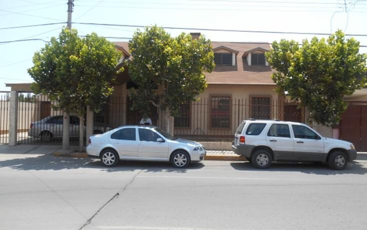 Foto de casa en venta en  , francisco i. madero condominios, chihuahua, chihuahua, 1696158 No. 01