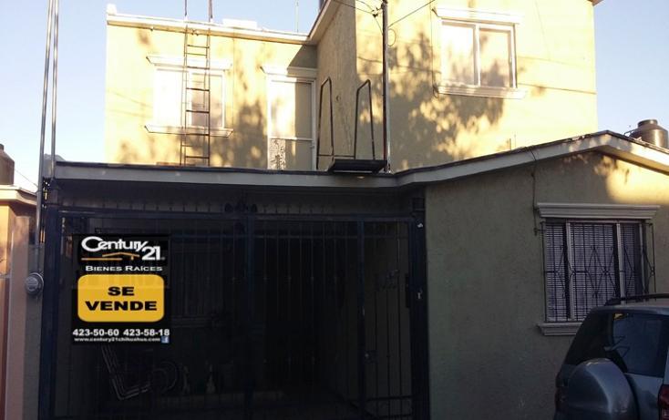 Foto de casa en venta en  , francisco i. madero condominios, chihuahua, chihuahua, 1696382 No. 01