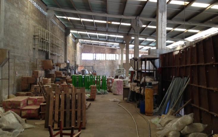 Foto de nave industrial en venta en  , francisco i madero, mérida, yucatán, 1101067 No. 07