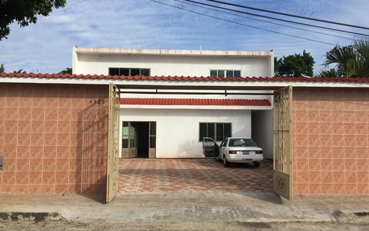 Foto de casa en venta en  , francisco i madero, m?rida, yucat?n, 1746876 No. 01