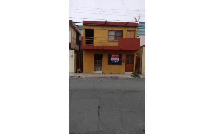 Foto de casa en venta en  , francisco i madero, monterrey, nuevo le?n, 1451365 No. 01