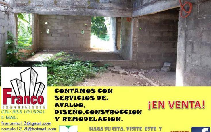 Foto de terreno habitacional en venta en francisco i madero, morelos, comalcalco, tabasco, 1536214 no 01