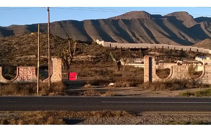 Foto de terreno comercial en venta en  , francisco i. madero rústico, saltillo, coahuila de zaragoza, 1085591 No. 04