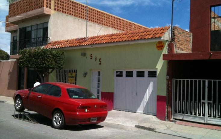 Foto de casa en venta en  , francisco i madero, san luis potosí, san luis potosí, 1138963 No. 01