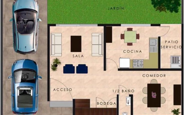 Foto de casa en venta en francisco i madero, santiago momoxpan, san pedro cholula, puebla, 1735640 no 03