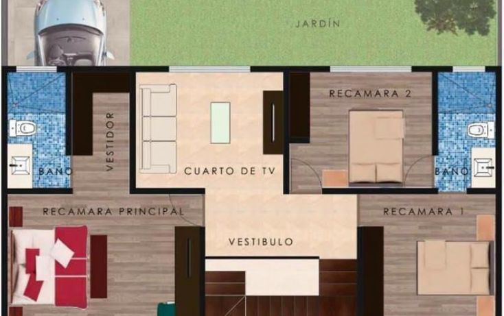 Foto de casa en venta en francisco i madero, santiago momoxpan, san pedro cholula, puebla, 1735640 no 04