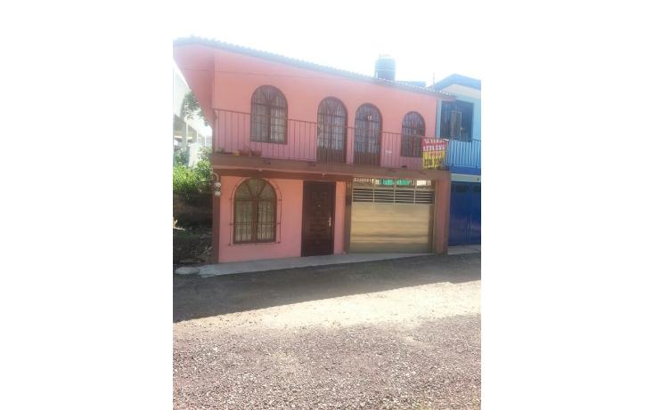 Foto de casa en venta en  , francisco i madero, xalapa, veracruz de ignacio de la llave, 1274789 No. 01