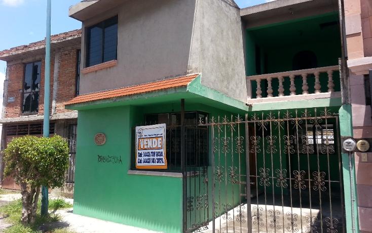 Foto de casa en venta en  , francisco j m?jica, morelia, michoac?n de ocampo, 1353751 No. 01
