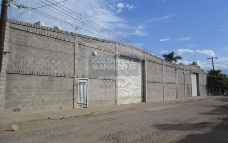 Foto de nave industrial en renta en  108, altos de bachigualato, culiacán, sinaloa, 773351 No. 02