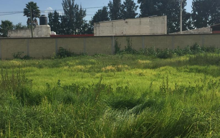 Foto de terreno habitacional en venta en francisco javier mina 0, san miguel, san salvador el seco, puebla, 1669094 No. 02