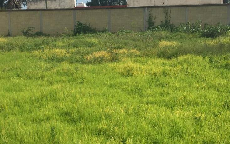 Foto de terreno habitacional en venta en francisco javier mina 0, san miguel, san salvador el seco, puebla, 1669094 No. 03
