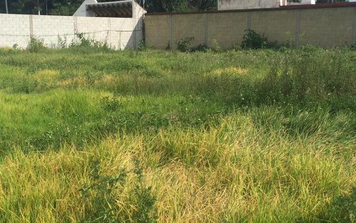 Foto de terreno habitacional en venta en francisco javier mina 0, san miguel, san salvador el seco, puebla, 1669094 No. 05