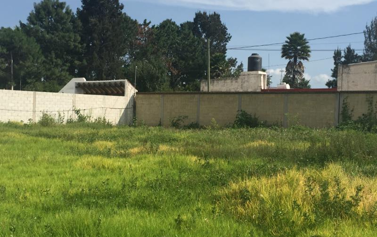 Foto de terreno habitacional en venta en francisco javier mina 0, san miguel, san salvador el seco, puebla, 1669094 No. 06