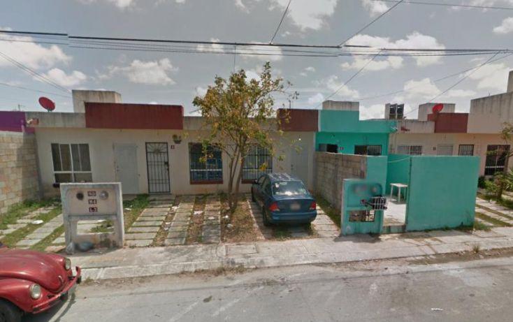 Foto de casa en venta en francisco javier mina 6, galaxia del sol, benito juárez, quintana roo, 1954602 no 01