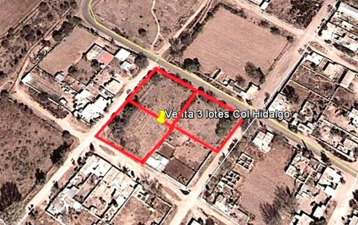 Foto de terreno habitacional en venta en francisco javier mina , hidalgo, durango, durango, 1527240 No. 14