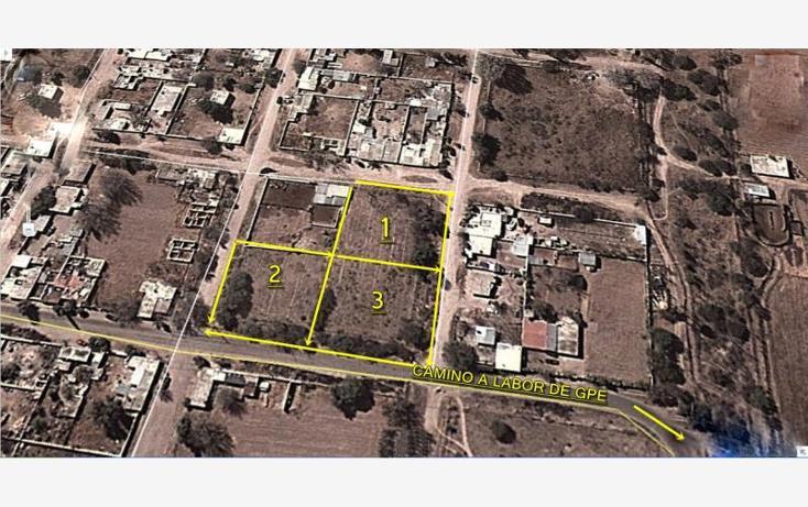 Foto de terreno habitacional en venta en francisco javier mina , hidalgo, durango, durango, 1527240 No. 15