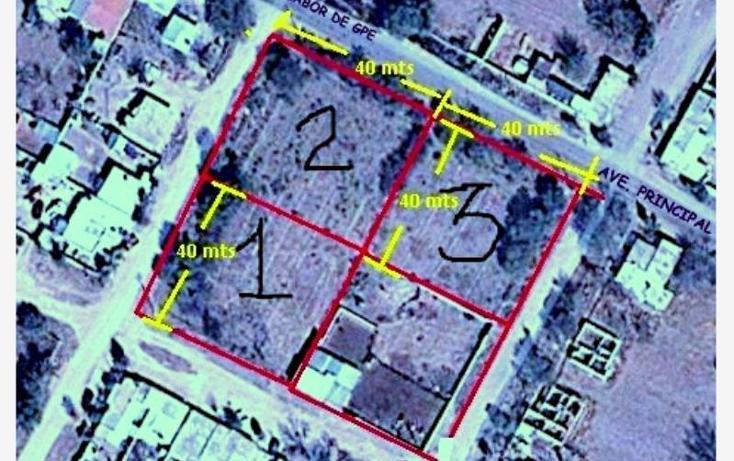 Foto de terreno habitacional en venta en francisco javier mina , hidalgo, durango, durango, 1527240 No. 18