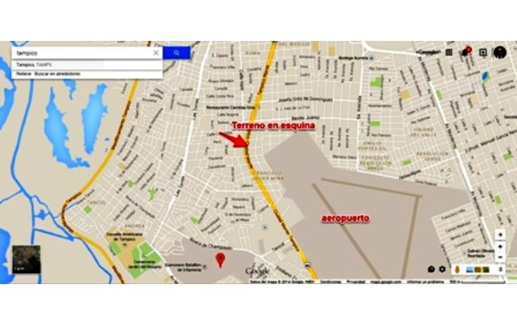 Foto de terreno comercial en venta en  , francisco javier mina, tampico, tamaulipas, 940569 No. 02