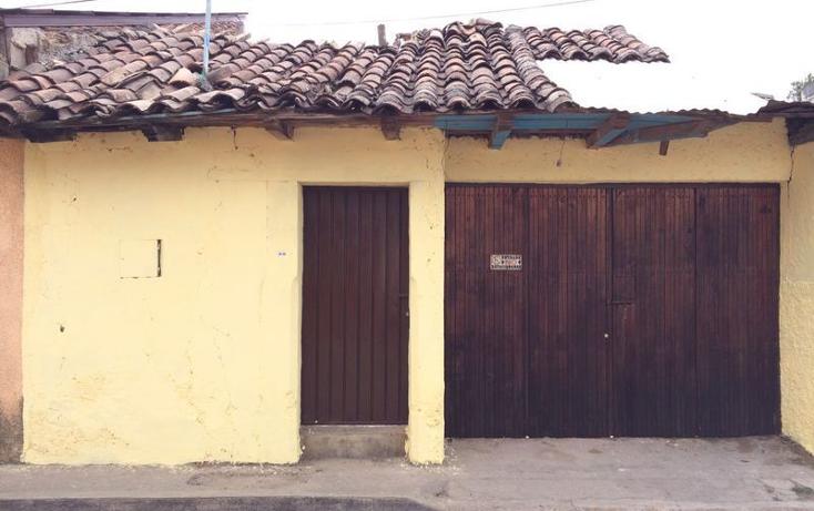 Foto de terreno habitacional en venta en francisco leon , santa lucia, san cristóbal de las casas, chiapas, 1627957 No. 01