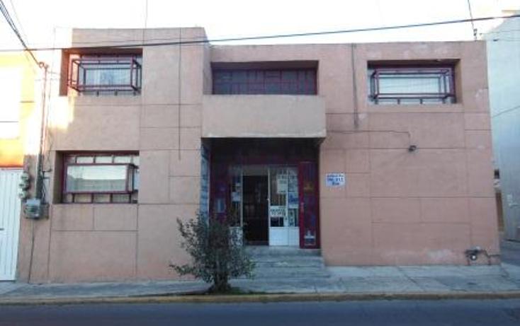 Foto de edificio en renta en  , francisco murguía el ranchito, toluca, méxico, 1264191 No. 01