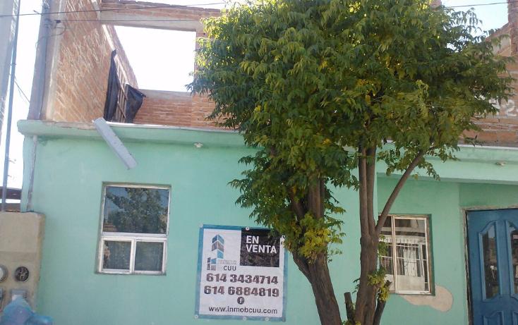 Foto de casa en venta en  , francisco r almada, chihuahua, chihuahua, 1556568 No. 01