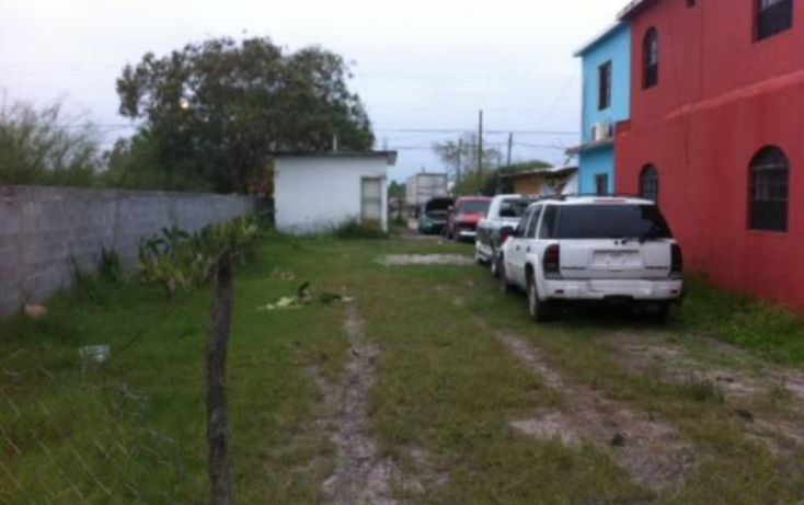 Foto de terreno comercial en venta en francisco rincon, aeropuerto, matamoros, tamaulipas, 1672118 no 01
